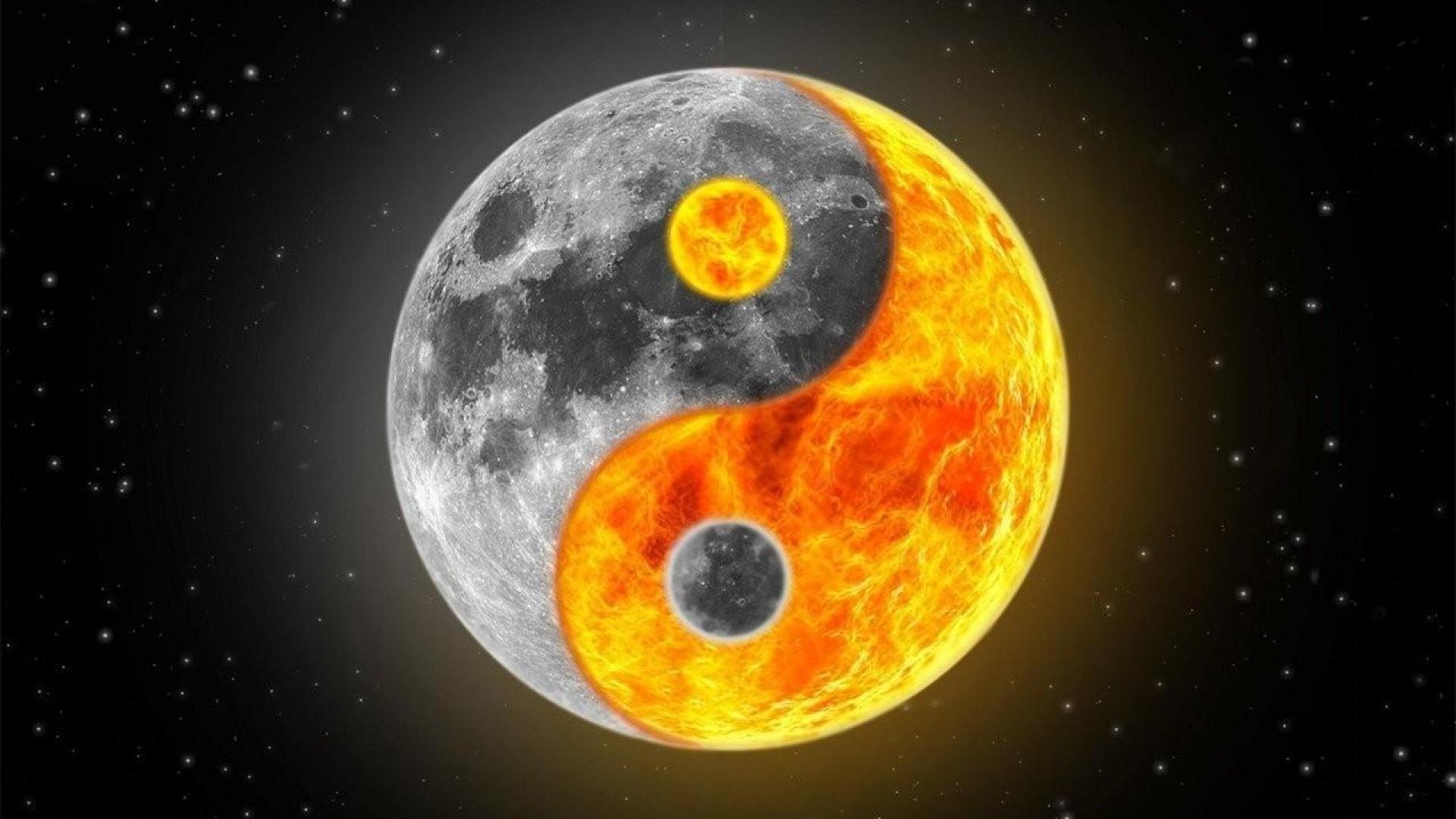 yin yang hd wallpaper (70+ images)