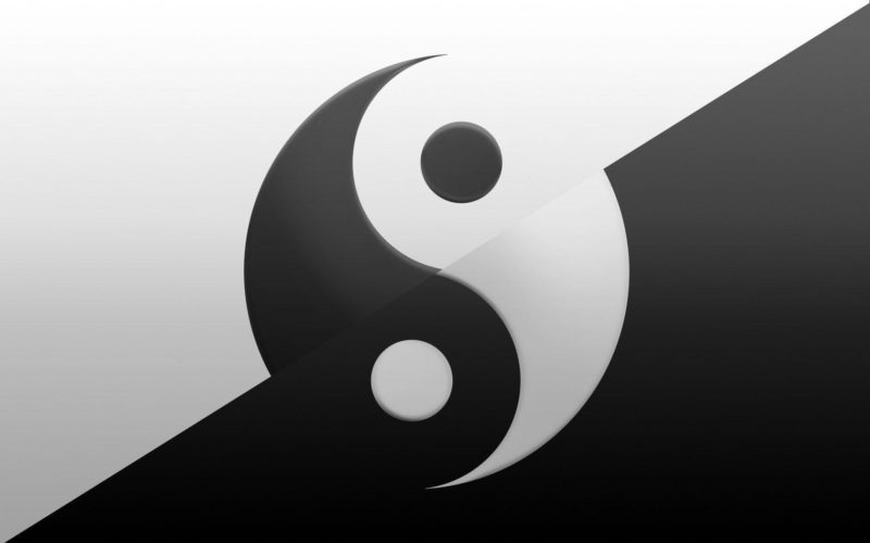 10 Best Yin And Yang Background FULL HD 1920×1080 For PC Desktop 2018 free download yin yang wallpapers wallpaper cave 1 800x500