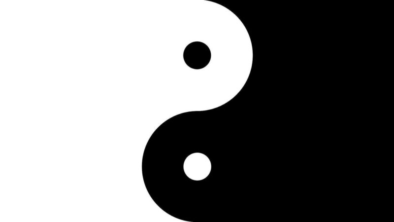 10 Best Yin And Yang Background FULL HD 1920×1080 For PC Desktop 2018 free download yin yang wallpapers wallpaper cave 2 800x450