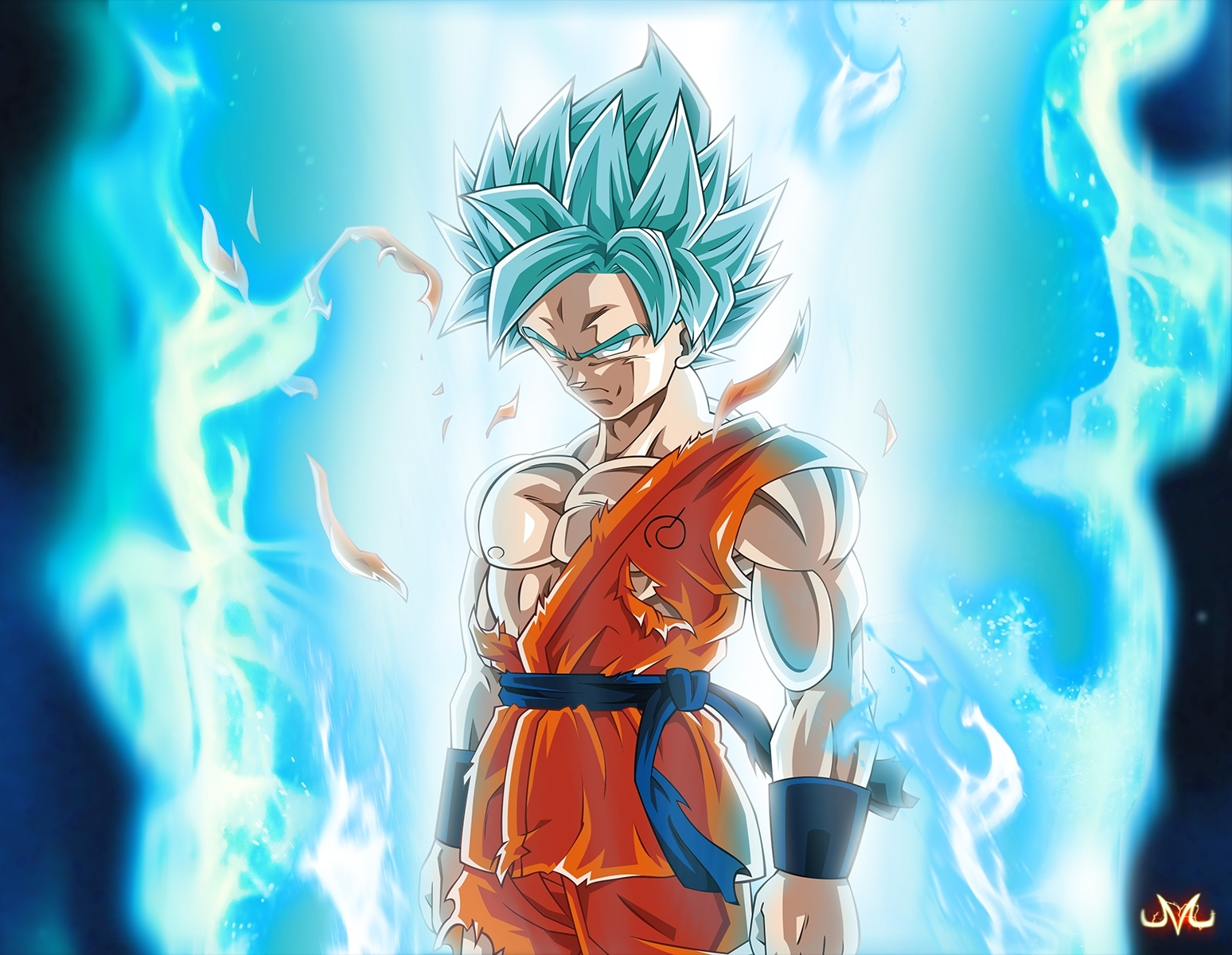 yo dawgi heard you like super saiyans so i put a super saiyan on