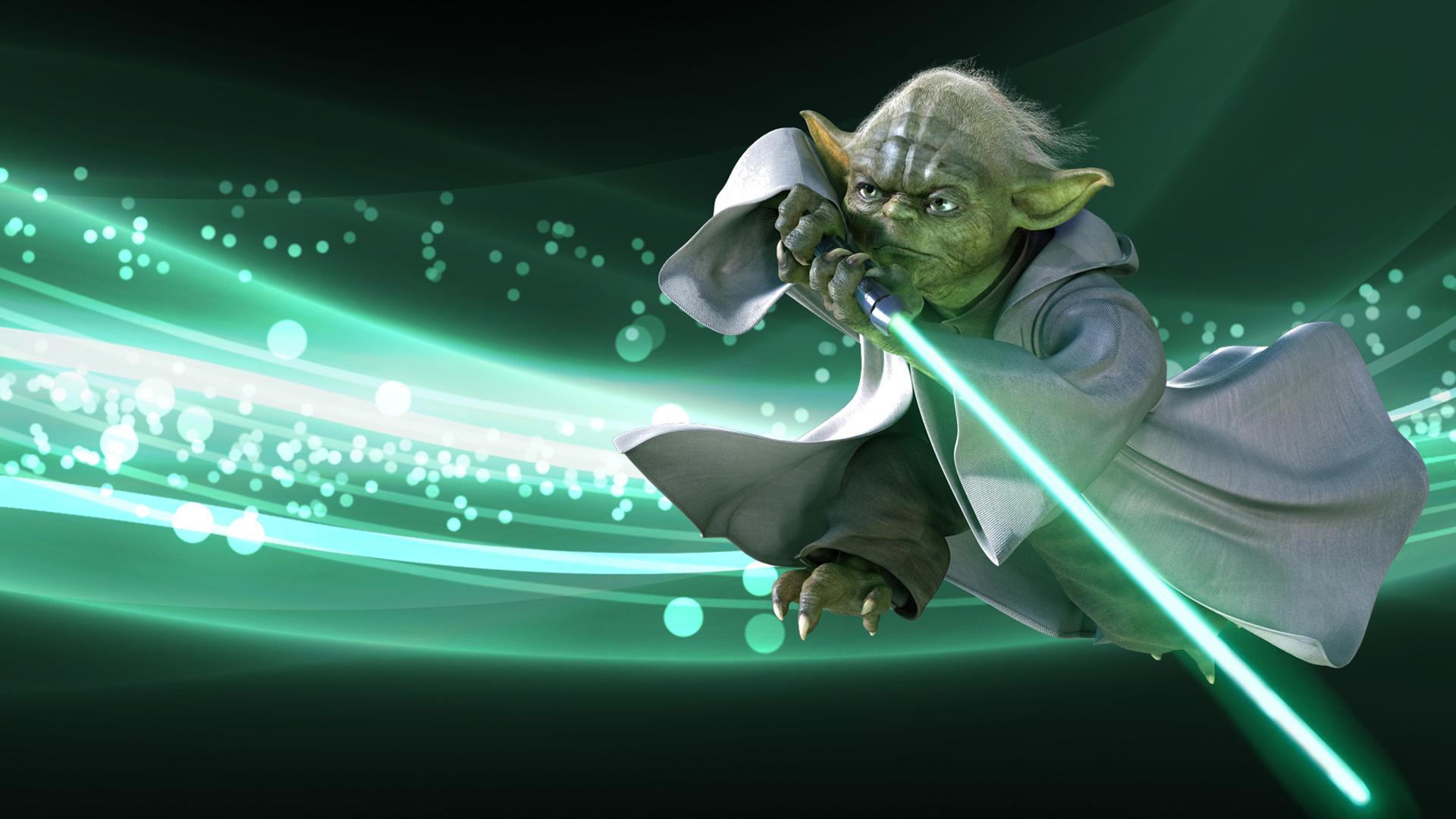 yoda star wars hd wallpaper, background images