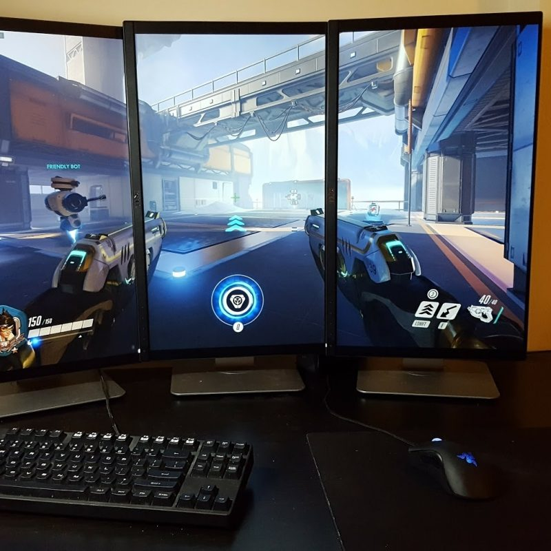 10 New Overwatch Triple Monitor FULL HD 1080p For PC Background 2018 free download you cant play overwatch on a triple monitor setup they said it won 800x800