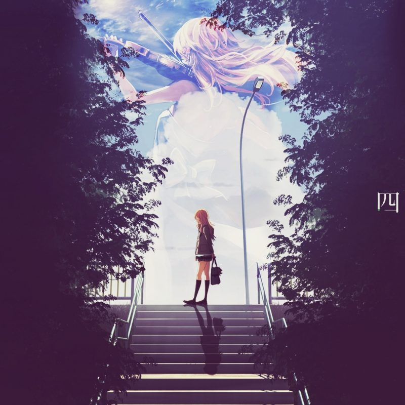 10 Best Shigatsu Kimi No Uso Wallpaper FULL HD 1080p For PC Background 2020 free download your lie in april full hd fond decran and arriere plan 1920x1080 800x800