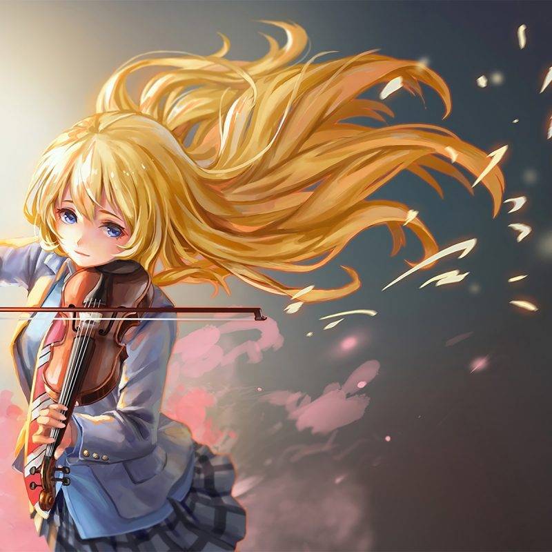 10 Most Popular Your Lie In April Kaori Wallpaper FULL HD 1080p For PC Background 2020 free download your lie in april wallpaper 83 images 800x800