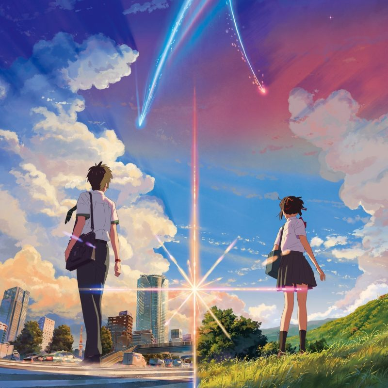 10 New Kimi No Na Wa 4K Wallpaper FULL HD 1920×1080 For PC Desktop 2018 free download your name anime wallpapers 800x800
