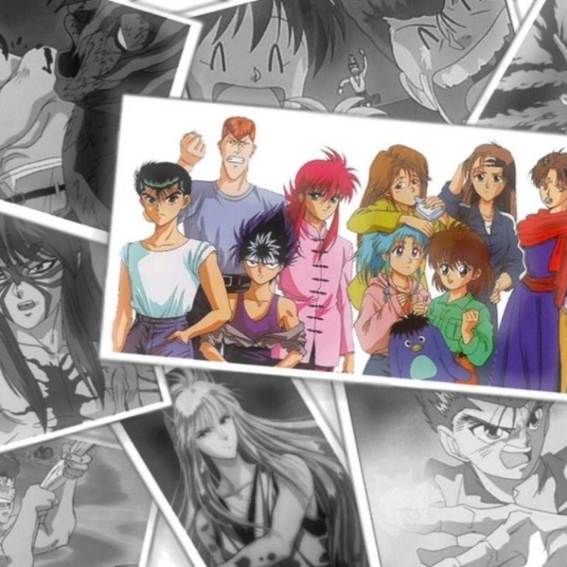 10 Latest Yu Yu Hakusho Hd Wallpaper FULL HD 1080p For PC Desktop 2020 free download yu yu hakusho 800x800