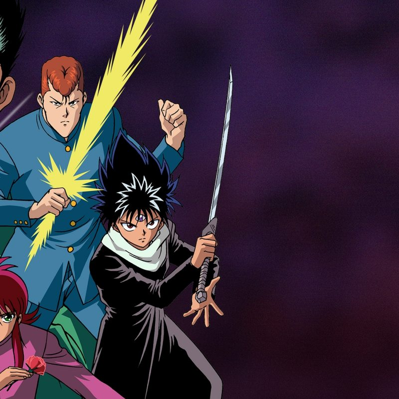 10 Best Yu Yu Hakusho Wallpaper 1920X1080 FULL HD 1080p For PC Desktop 2018 free download yu yu hakusho full hd wallpaper and background image 4096x1500 800x800