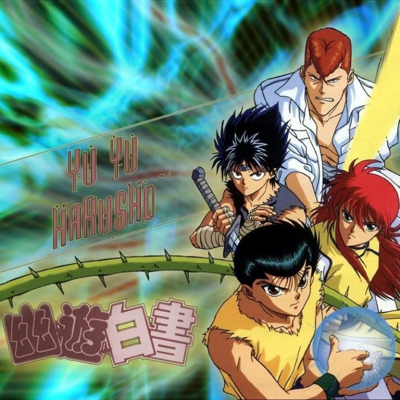 10 Latest Yu Yu Hakusho Hd Wallpaper FULL HD 1080p For PC Desktop 2020 free download yu yu hakusho photo hd wallpaper wallpaper yuyu hakusho serie 800x800