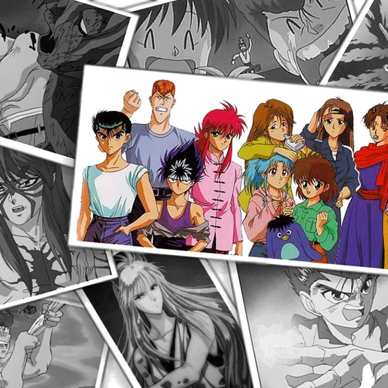 10 Best Yu Yu Hakusho Wallpaper 1920X1080 FULL HD 1080p For PC Desktop 2018 free download yu yu hakusho togashi yoshihiro image 851973 zerochan anime 800x800