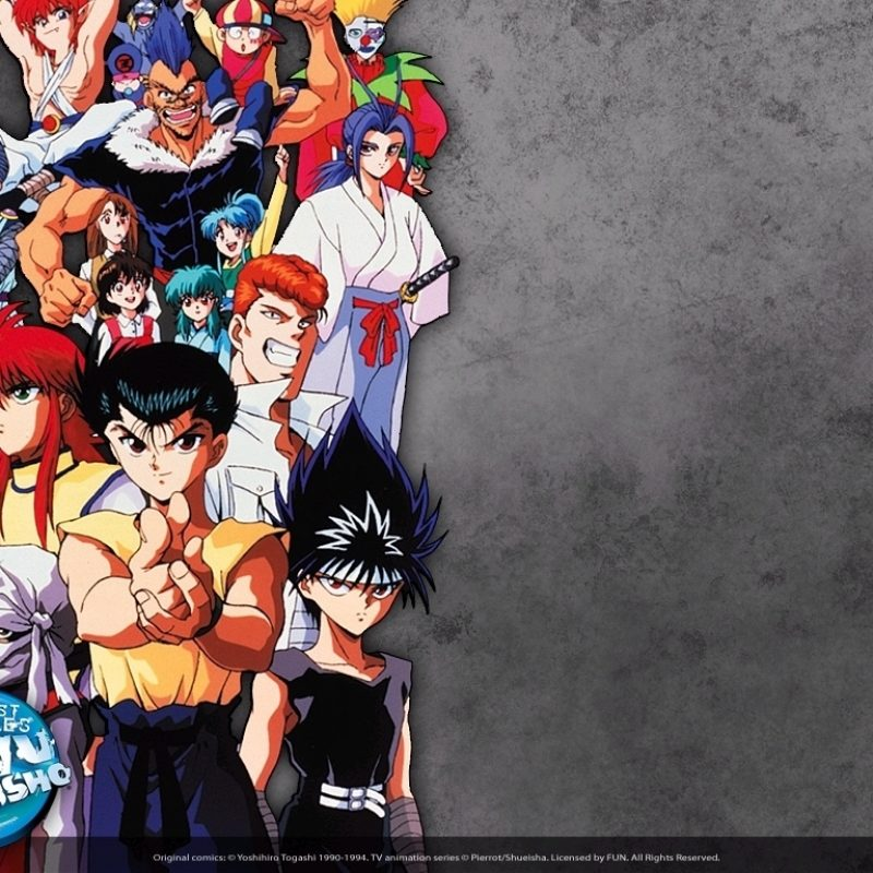 10 Latest Yu Yu Hakusho Hd Wallpaper FULL HD 1080p For PC Desktop 2018 free download yu yu hakusho togashi yoshihiro wallpaper 851929 zerochan 800x800