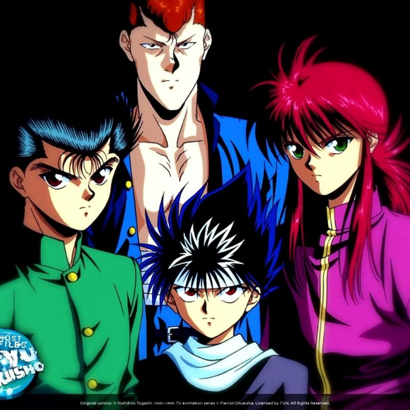 10 Best Yu Yu Hakusho Wallpaper 1920X1080 FULL HD 1080p For PC Desktop 2018 free download yu yu hakusho wallpapers 63 images 800x800