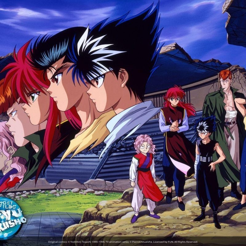 10 Best Yu Yu Hakusho Wallpaper 1920X1080 FULL HD 1080p For PC Desktop 2018 free download yu yu hakusho wallpapers wallpaper cave 800x800