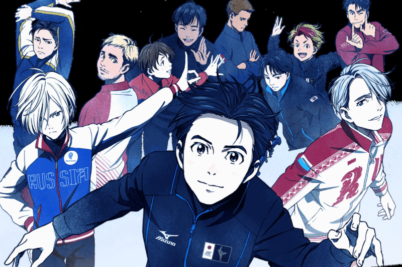 10 Most Popular Yuri On Ice Computer Background FULL HD 1920×1080 For PC Desktop 2018 free download yuri on ice everything youre too embarrassed to ask the verge 1 800x533