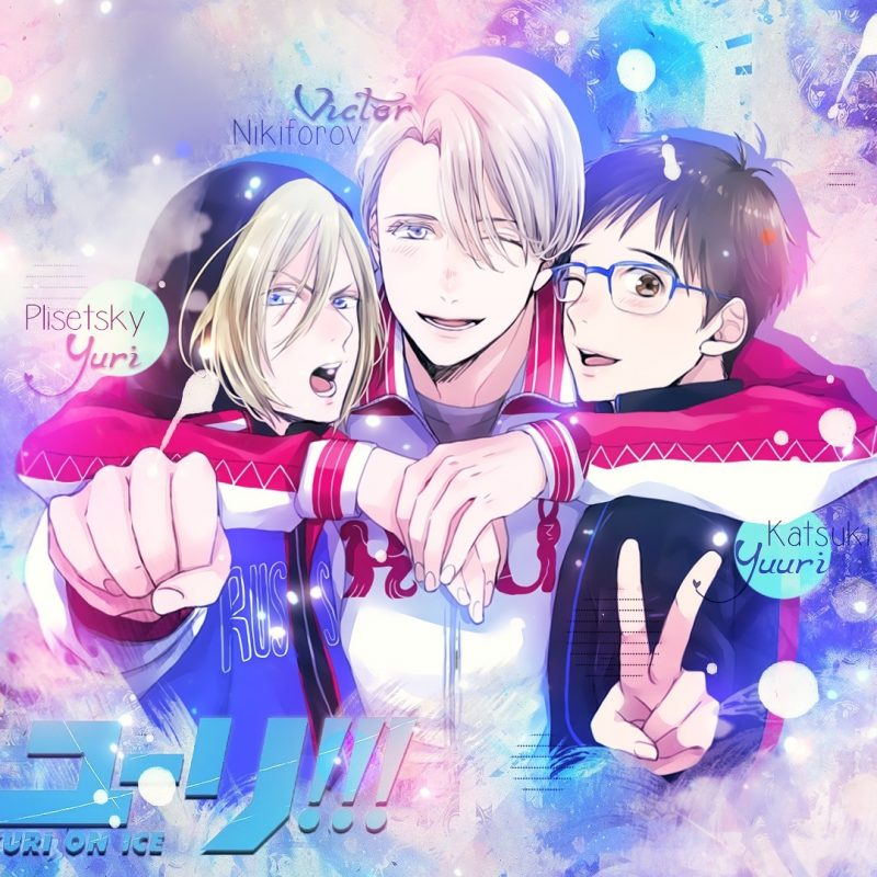 10 New Yuri On Ice Wallpapers FULL HD 1920×1080 For PC Desktop 2018 free download yuri on ice wallpapers 61 images 800x800