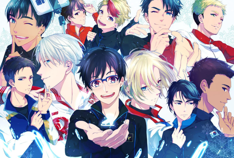 10 Most Popular Yuri On Ice Computer Background FULL HD 1920×1080 For PC Desktop 2018 free download yuri on ice wallpapers wallpaper cave 3 800x539
