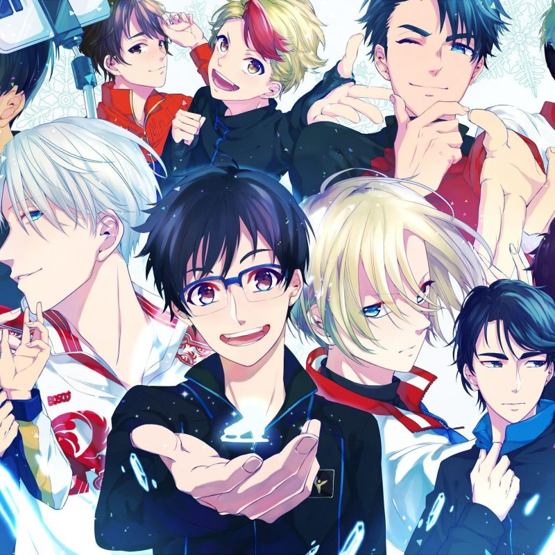 10 Top Yuri On Ice Wallpaper Iphone FULL HD 1080p For PC Desktop 2018 free download yuri on ice wallpapers wallpaper cave 800x800