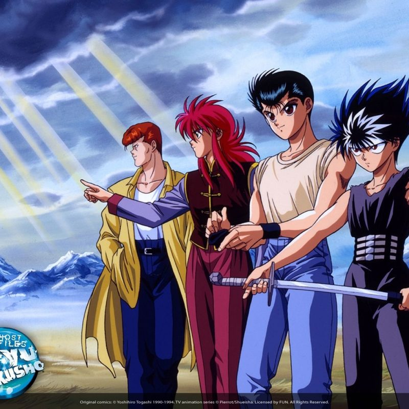 10 Best Yu Yu Hakusho Wallpaper 1920X1080 FULL HD 1080p For PC Desktop 2018 free download yuyu hakusho hd wallpapers and backgrounds my fav anime 800x800