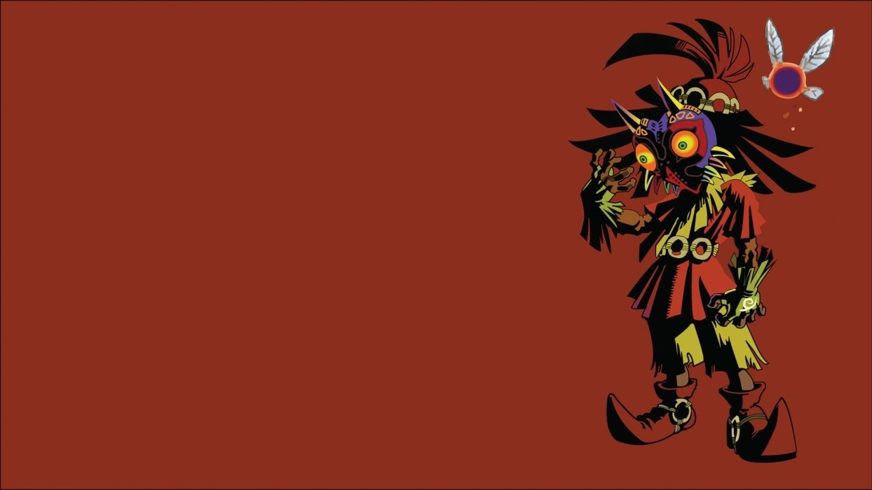 zelda majora's mask video games wallpaper | 1920x1080 | 40373