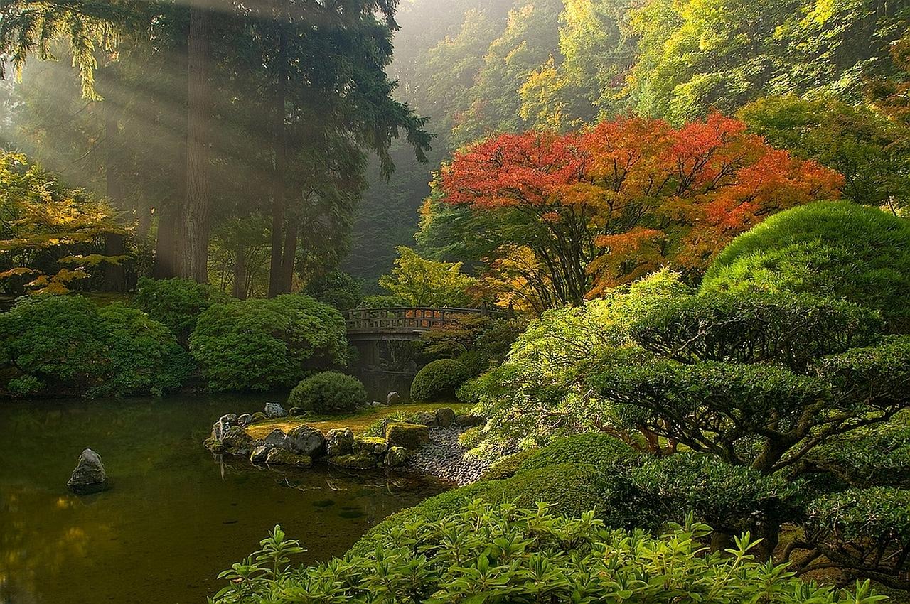 Image Details Source Szftlgs Title Zen Garden Wallpaper 29 Collections Damp039ecran Hd Dimension 1280 X 850