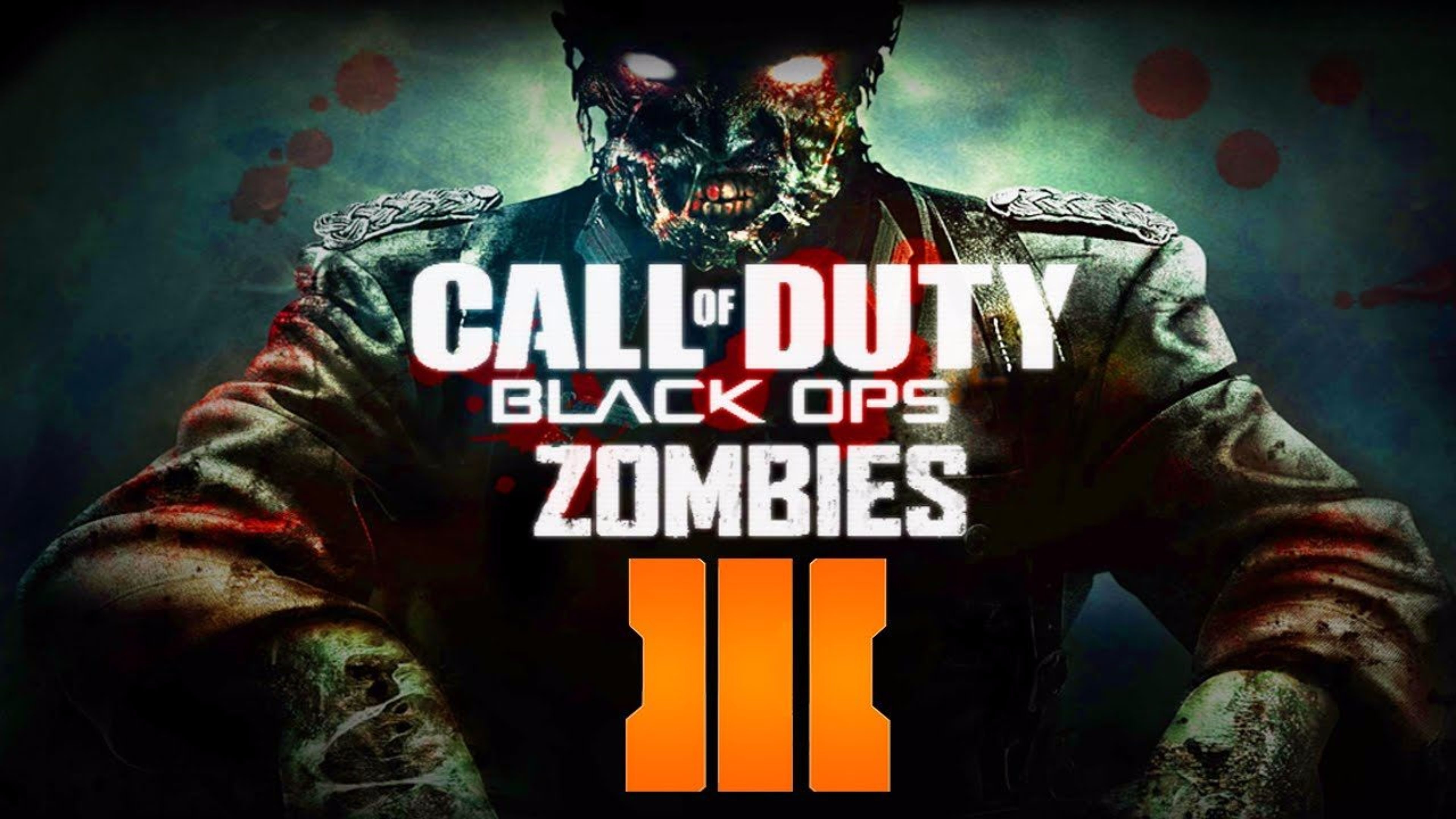 zombies call of duty black ops 3 4k wallpaper | free 4k wallpaper