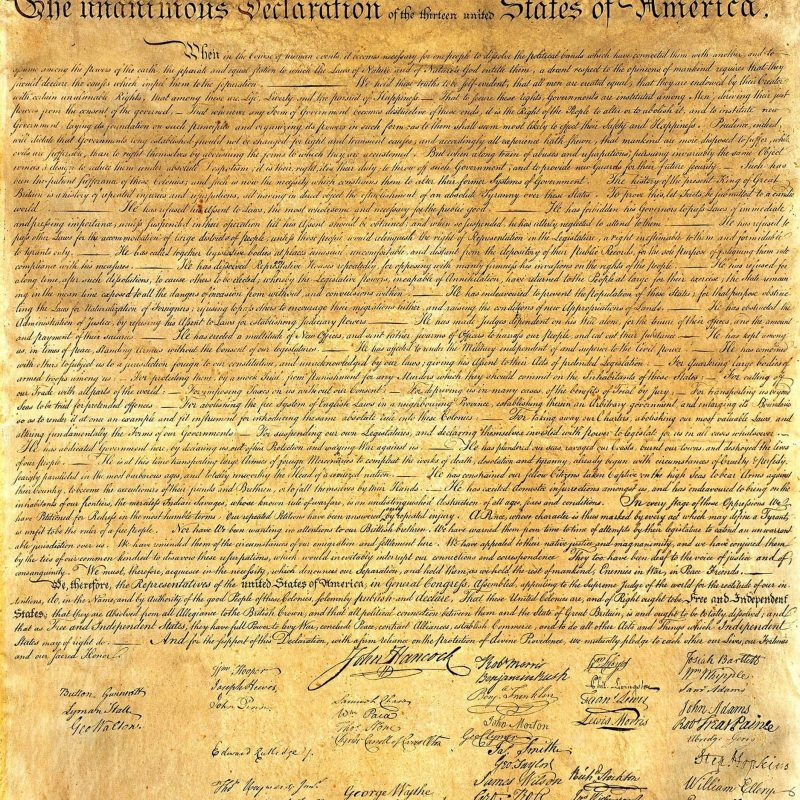 10 Best Declaration Of Independence Hd FULL HD 1920×1080 For PC Background 2018 free download zoom in on the declaration of independence the colonial 800x800